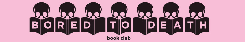 Bored to Death book club
